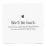 """Bild zur News """"Apple Online Store nicht zu erreichen"""""""