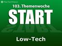 """Bild zur News """"Die 103. Themenwoche auf MTN: Low-Tech"""""""