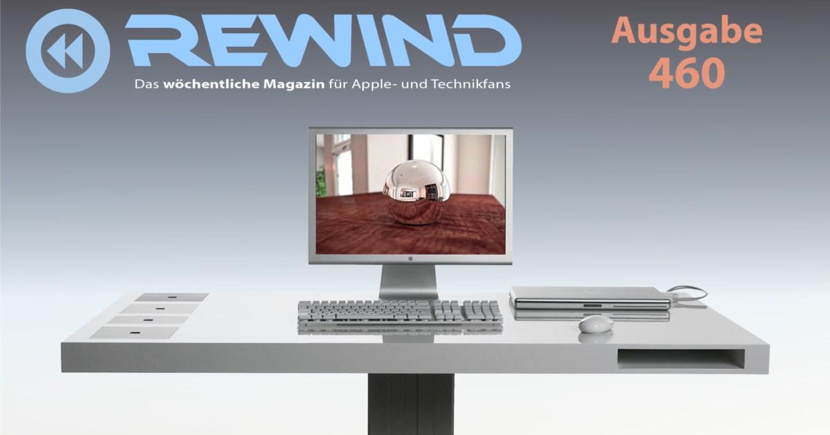 Schreibtisch design apple  Aktion stylischer Schreibtisch | News | MacTechNews.de