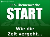 Start der Themenwoche 115