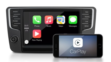 apple carplay kompatible automodelle in deutschland. Black Bedroom Furniture Sets. Home Design Ideas