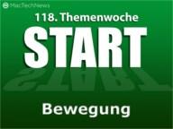 """Start der 118. Themenwoche """"Bewegung"""""""