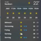 Wirklich heiß!