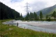 Wasserkraft zu Strom