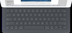 Patent: Smart-Keyboard-Nachfolger mit Siri- und Emoji-Taste