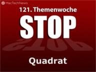 Stop - die 121. Themenwoche ist vorbei; zur Umfrage