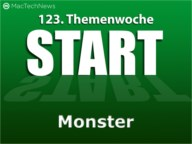 "Start der Themenwoche 123 ""Monster"""
