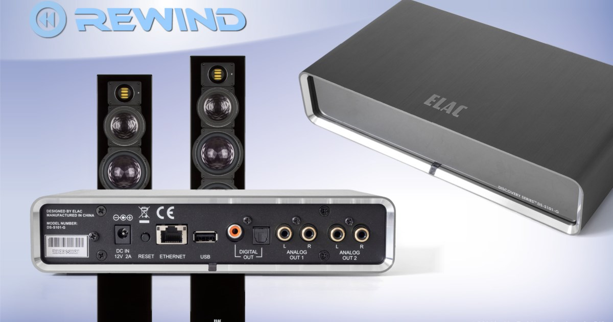 Test: ELAC Discovery Music Server | News