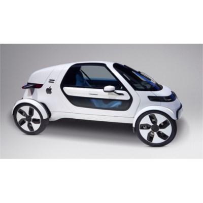 Apples autonomes Auto: Selbstlernendes Spurhaltesystem und neuartige Schiebetüren?