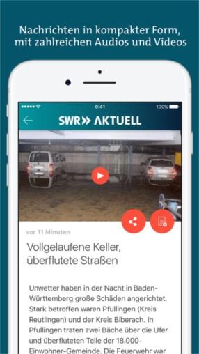 Swr Verkehr App