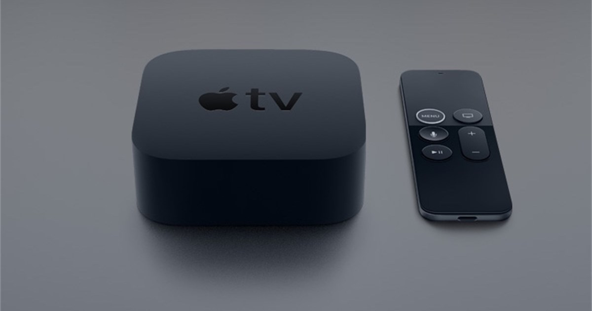 apple tv 4k unter der haube l fter a10x fusion mehr ram. Black Bedroom Furniture Sets. Home Design Ideas