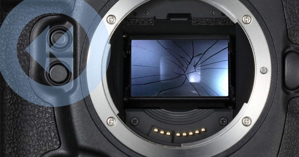 Das Ende Der Spiegelreflexkamera Canon Bereit Sein Slr