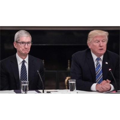Interne E-Mails belegen Cooks Einsatz für Zollbefreiungen: Wie sich der Apple-CEO an die US-Regierung wandte