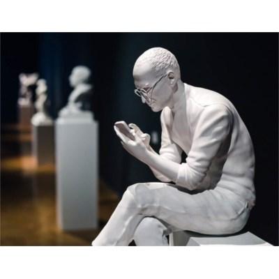 Steve-Jobs-Statue symbolisiert Lebensveränderung