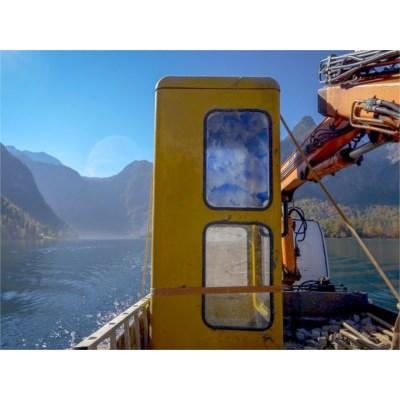 Ende einer Ära: Die letzte gelbe Telefonzelle wurde abgebaut