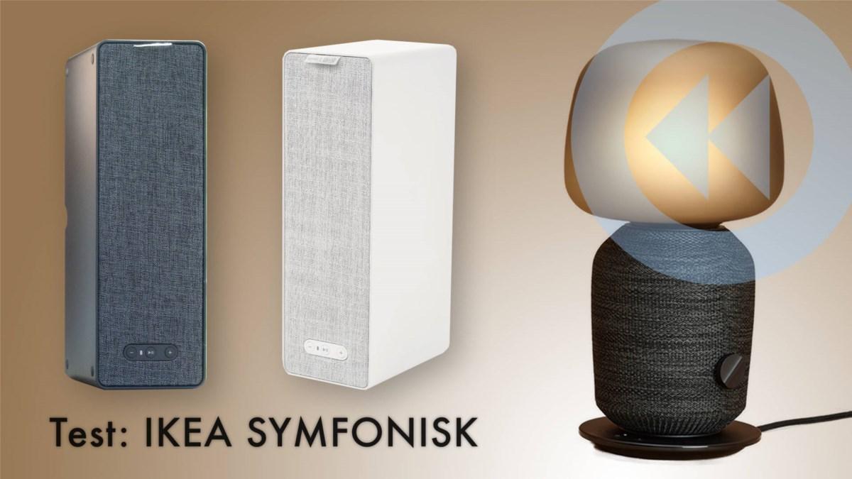 Test Ikea Symfonisk: Schwedisches Soundsystem mit Sonos-Steuerung und AirPlay 2
