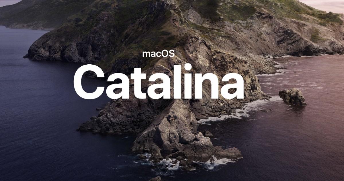 macOS 10.15.5 ist erschienen – die Neuerungen