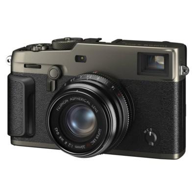 Fujifilm X-Pro3 vorgestellt – Digitale Lifestyle-Kamera mit Analog-Charme