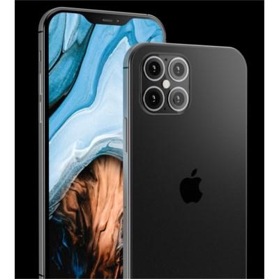 Render-Konzepte zum 2020er iPhone: Kantiger Gehäuserahmen, kleinere Notch und erweiterte Kamera