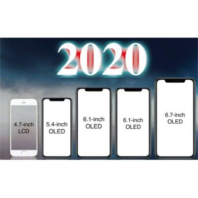 iPhones 2020 & 2021: Kuo sagt alle Baureihen voraus, viele Modelle geplant