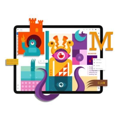 Illustrator für iPad: Adobe lädt zum Testen ein