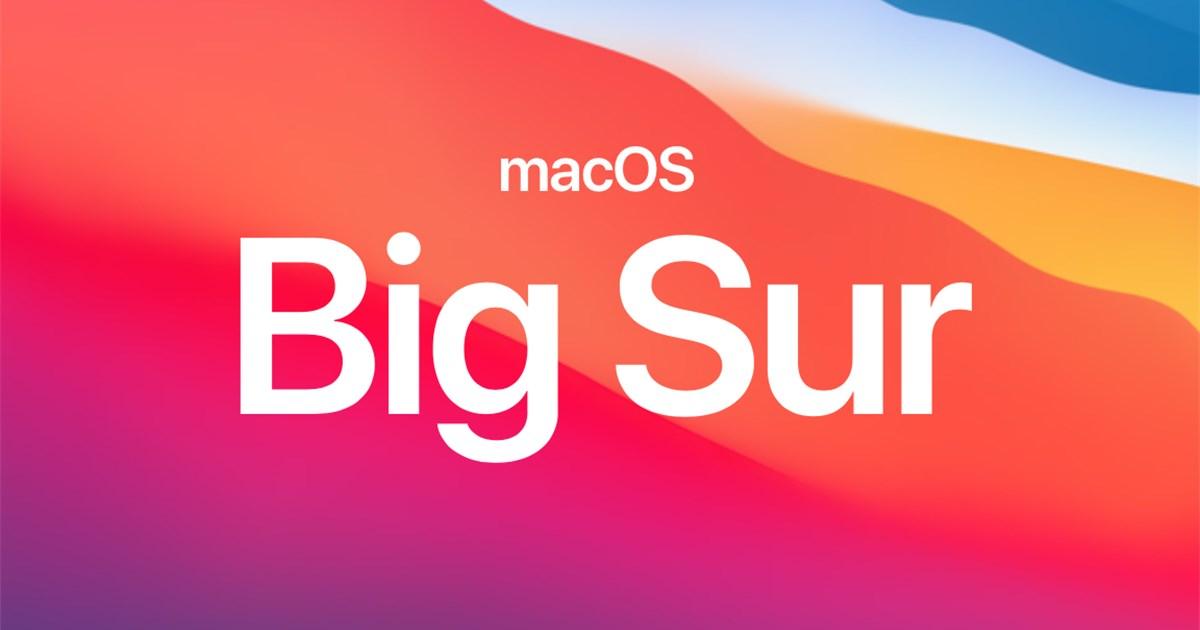 macOS Big Sur vs. Catalina: Ein Vergleich in Bildern